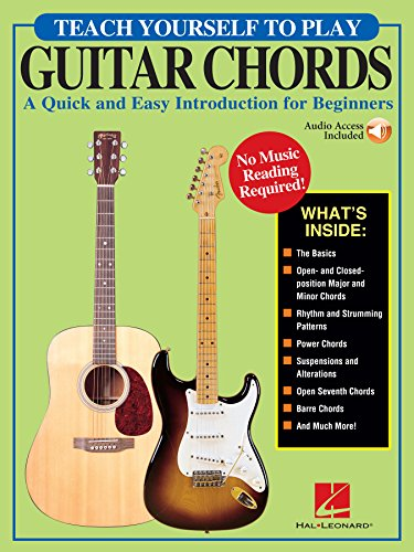 Teach Yourself to Play Guitar Chords: A Quick and Easy ...