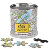 City Puzzle Magnets - Köln