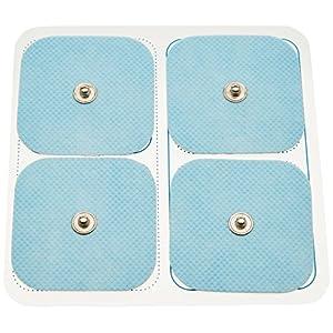 Bluetens Tens/ems Elektroden S12 Bluepack 3 x 4er Set Ersatz, ELEC1201