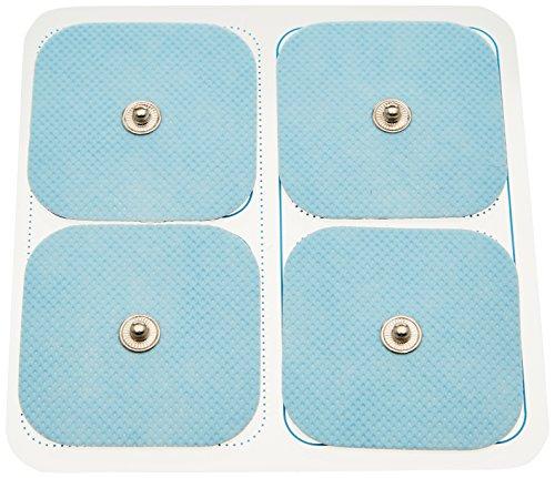 Bluetens TENS/EMS electrodos S12Blue Pack 3x 4Unidades para, elec1201