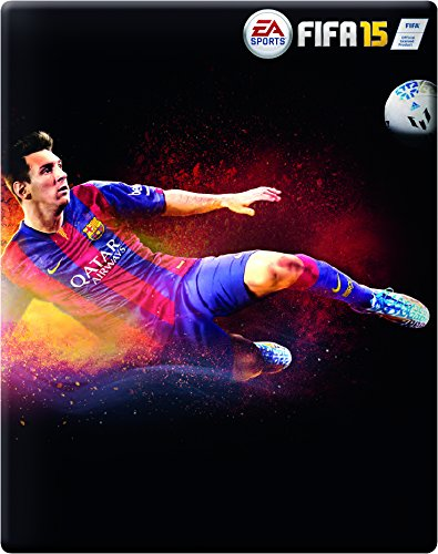 Steelbook Messi - Limited Edition