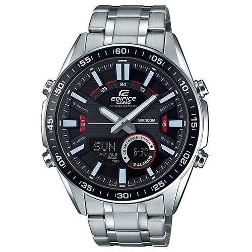 EDIFICE Herren-Armbanduhr EFV-C100D-1AVEF