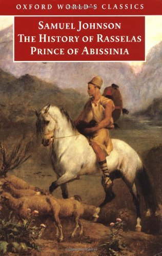 The History of Rasselas: Prince of Abissinia (Oxford World's Classics) by Samuel Johnson (1999-01-21)