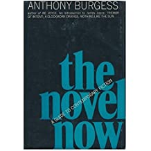 The Novel Now: A Guide to Contemporary Fiction by Anthony, Burgess (1967-01-01)