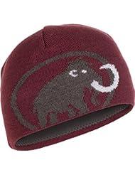 Mammut Tweak Beanie (Caps), Farbe:merlot-graphite;Größe:one size