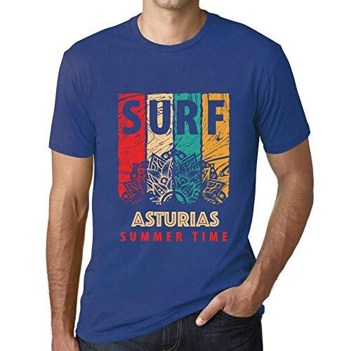 Gimnasio #PatriaQuerida Running Manga Corta Ni/ña Camiseta Asturias Ni/ño