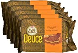 #10: Britannia More Combo Pure Magic Cream Biscuits - Deuce - Chocolate, 50g (Pack of 5) Promo Pack