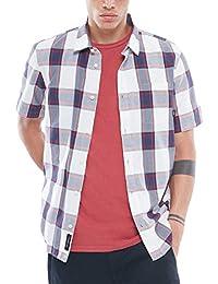 cb0deaddf47 Shirt short Men Vans Mayfield Shirt