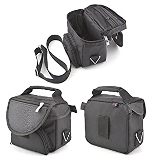 Carry Case Travel Bag Cover For Nintendo 2DS N2DS With Accessory Storage From Digicharge® by Digital Accessories Ltd