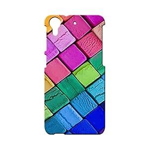 G-STAR Designer Printed Back case cover for HTC Desire 728 - G3911