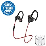 #5: Drumstone QC-10 Jogger Sports Bluetooth Mic Headset With Stereo Earphone With 3.5mm Jack Works With All Android Or Iphone Devices