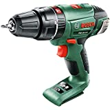 Bosch PSB 18 LI-2 - cordless combi drills (Lithium-Ion (Li-Ion), 18 V, 1.500 kg, Black, Green)