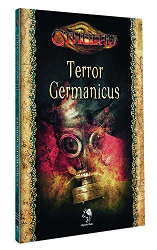 Cthulhu: Terror Germanicus -