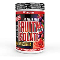 Weider, Fruity Isolate, Red Fruit, 1er Pack (1x 908g)