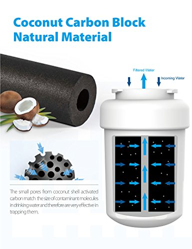 waterdrop mwf water filter replacement for ge smartwater mwf mwfa mwfp gwf - Mwf Water Filter