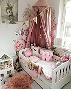 Toddler Bed Kids Bed Junior Children's Single Bed with Mattress and Underbed Drawer Included - Classic | Perfect for Boys and Girls | Eco Paints Used | Maximum Safety | Up to 120 KG!