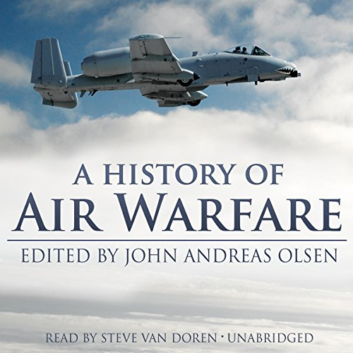 A History of Air Warfare  Audiolibri