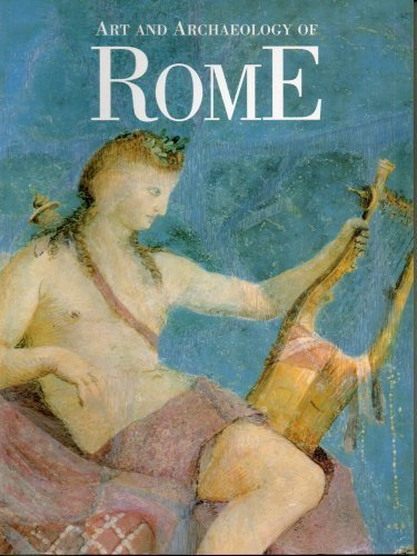 Art and Archaeology of Rome: From Ancient Times to the Baroque by Augenti, Andrea (2000) Paperback
