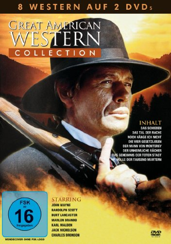 Bild von Great American Western Collection [2 DVDs]