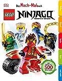 Das Mach-Malbuch. LEGO Ninjago