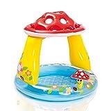 Intex Mushroom Baby Pool for Ages 1-3, 40 x 35 by Intex