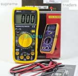 #7: HTC Instrument DM-81 3½ Digital Multimeter Capacitance Diode Transistor and Live Tester