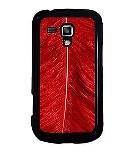 Fuson Designer Back Case Cover for Samsung Galaxy S Duos S7562 (bird artistic photography photo)