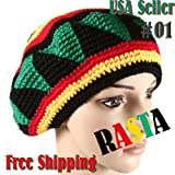 Gorro Rasta Rastafari Jamaica para Mujer o Hombre - DiiliHiiri