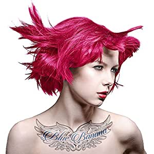 MANIC PANIC AMPLIFIED Hot Hot Pink Semi-Permanent Hair Colour