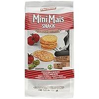 Fiorentini - Mini gallette di mais al pomodoro e basilico da agricoltura biologica - 16 confezioni da 50 Grammi
