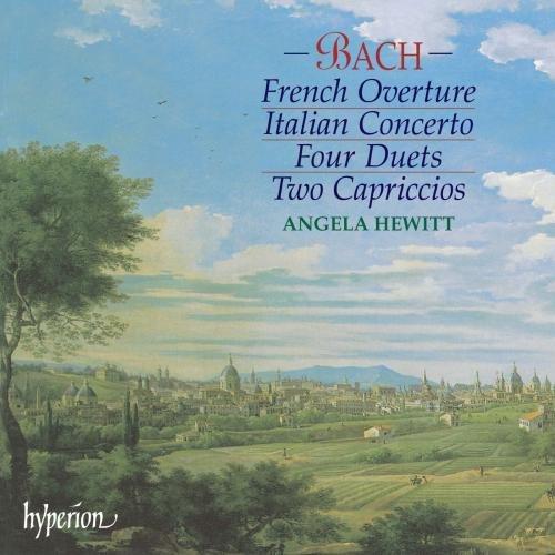 Johann Sebastian Bach: Italienisches Konzert BWV 971/ Französische Ouvertüre BWV 831/+