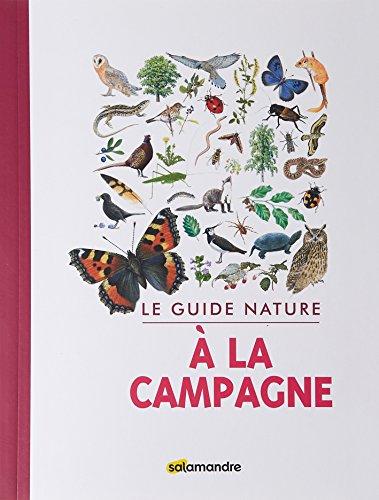 Le guide nature à la campagne par Collectif