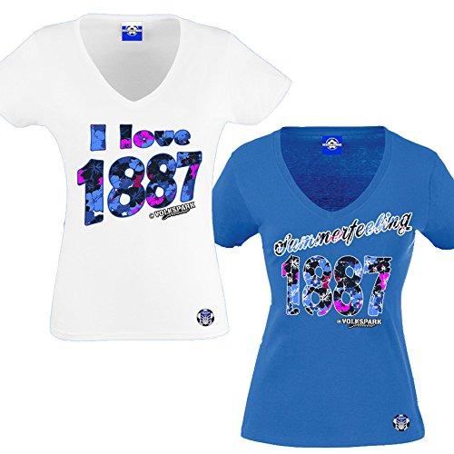 Binglinghua/® Fashion Womens Summer Long Sleeve Shirt Casual Blouse Loose Cotton Tops T Shirt