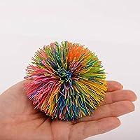 ToyGalaxy Fuzzee Koosh Ball
