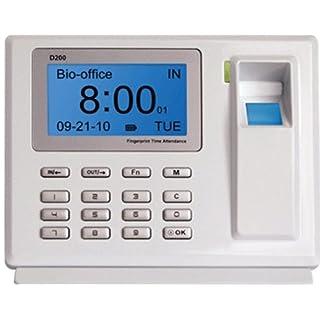 Anviz D200 Biometric Fingerprint Clock in System