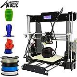 Anet A8 3D Drucker printer Desktop Acryl LCD Bildschirm i3 Upgradest DIY hohe Präzision Selbstbauen druckmaschine 3D kit PLA, ABS, HIPS