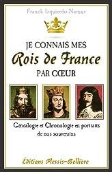 Je connais mes Rois de France par coeur