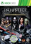 Injustice: Gods Among Us Ultimate Edition - Xbox 360 Standard Edition