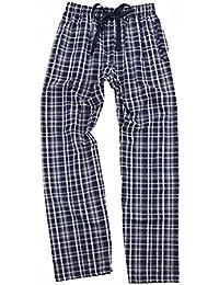 boxercraft de la mujer Cozy franela salón pantalones de pijama con bolsillos