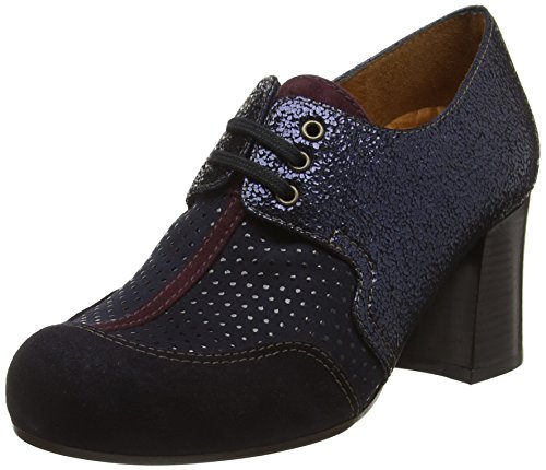 Chie MiharaIntuit - Brogue donna, Blu (Blue (Jean Navy/Xuva Navy)), 41 EU, 8 UK