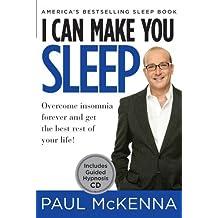 I Can Make You Sleep by Paul McKenna (2016-05-05)