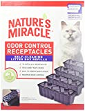 Nature's Miracle Self Cleaning Litter Box Waste Receptacle, 72-Pack