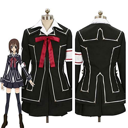 Sunkee Vampire Knight Cosplay Cross Academy Tage Klasse Madchen Schuluniform Kostüm ,Größe XL( Alle Größe Sind Wie Beschreibung Gesagt, überprüfen Sie Bitte Die Größentabelle Vor Der Bestellung )