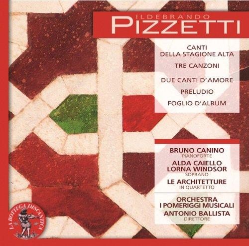 Canti Della Stagione Alta, 3 Canzon