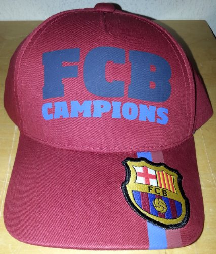 FC Barcelona Basecap Messi Mütze Messi Base Cap EDEL