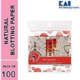 Kai 000HL0521 Blotting Paper - (100 Pcs)