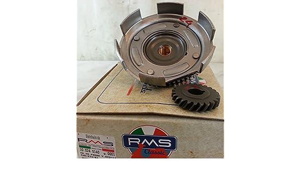 APE 50 ingranaggi coppie 24//61 rapporti campana frizione vespa special PK 50-125
