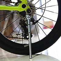 ACE+ Titanium Kickstand - Soporte para BROMPTON (ligero, 85 g, compatible con Dahon