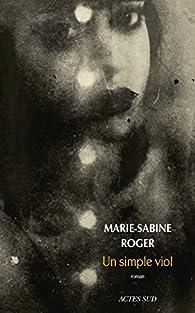 Un simple viol par Roger