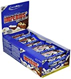 IronMaxx Imperius Sugar Reduced - Coconut Crisp - (24 x 45 g), 1.08 kg